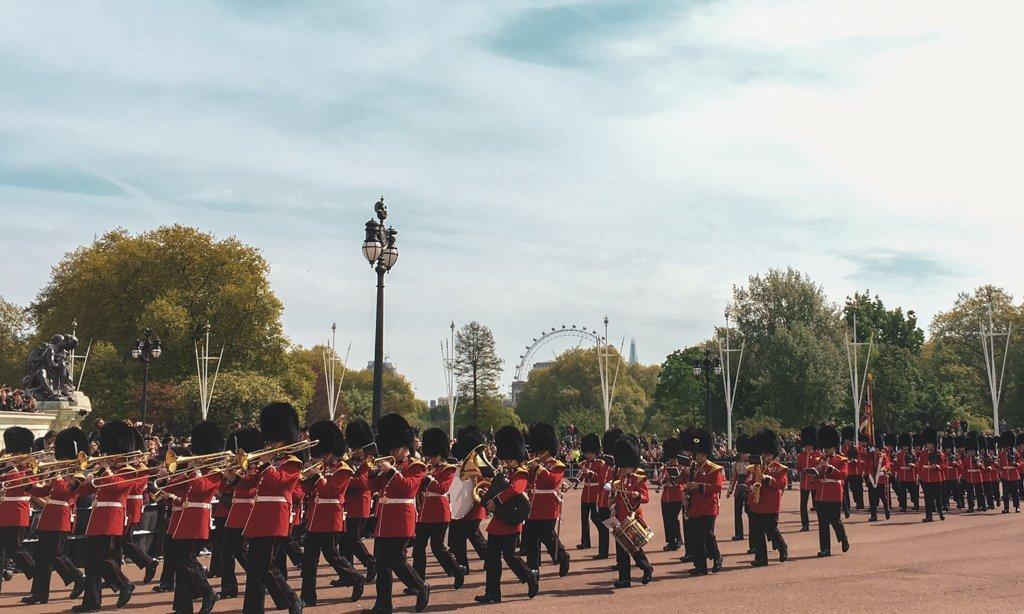 buckingham palace 10 day europe itinerary