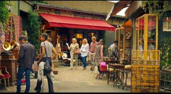 Marché aux puces de Saint-Ouen