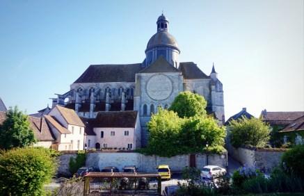 Collégiale Saint-Quiriace de Provins