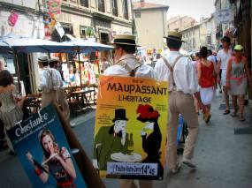 Avignon mùa Festival