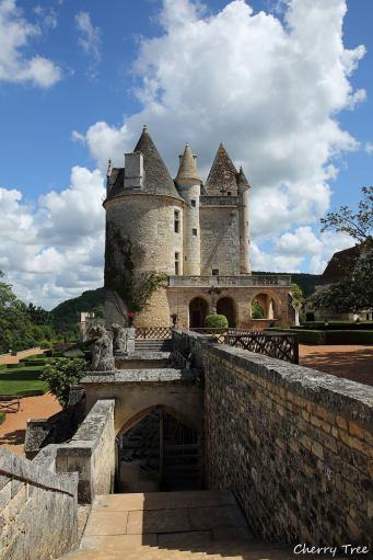 Lâu đài Milandes