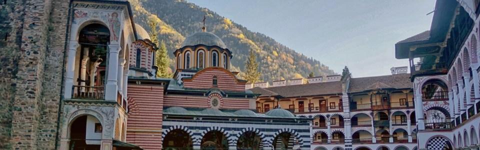 Tu viện Rila