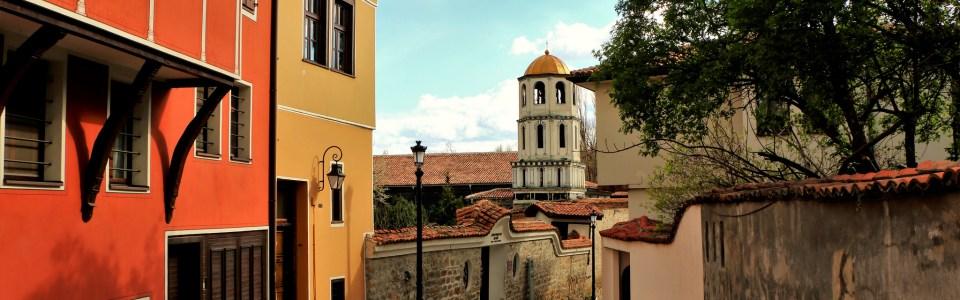 Một con phố trong Trimontium cổ