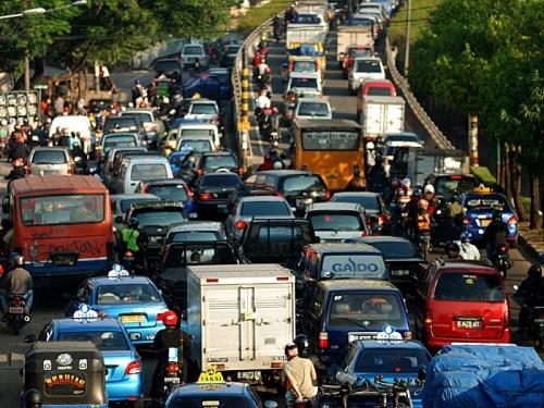 JakartaTrafficJam-JakartaMacet