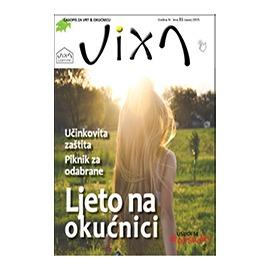 Časopis za vrtlarenje&okućnicu VIXA