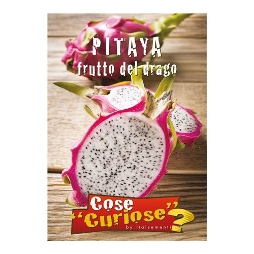 PITAYA- zmajevo voće