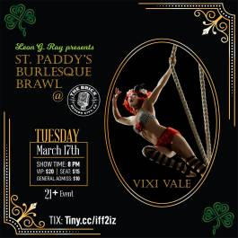 3/17 St. Paddy's Day Burlesque Brawl, NC