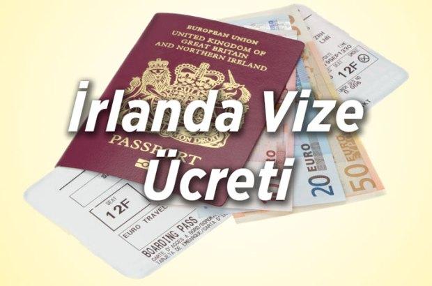 İrlanda vize ücreti