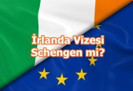 İrlanda vizesi Schengen mi