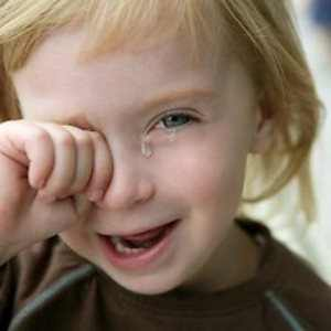 Закисают глаза у ребенка 3 года лечение
