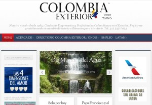 Colombia Exterior, Inc.