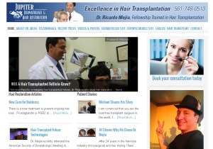 Hair Transplant FUT Hair Replacement Hair Plug Repair