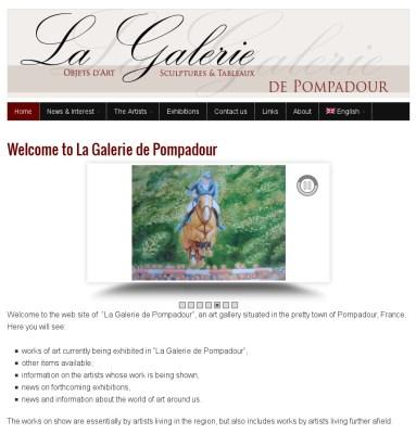 La Galerie de Pompadour La Galerie