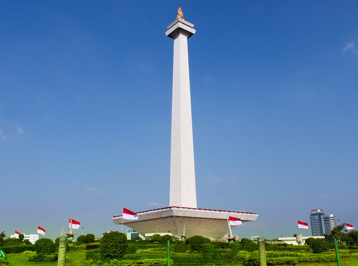 Image result for monas indonesia monument