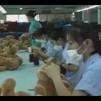 Santa's Workshop - Toy Factories Driven by Chinese Child Slave Labor