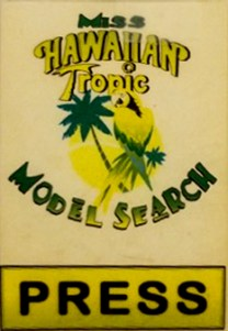 Miss Hawaiian Tropic Model Search