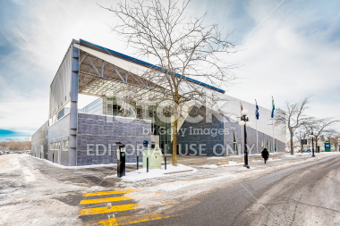 stock-photo-86546713-le-centre-des-arts-juliette-lassonde-saint-hyacinthe-québec