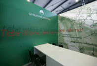 Human resources exhibition stand for leading dairy in Slovenia Ljubljanske mlekarne 4
