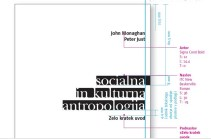 Identity book cover design guidelines A Very Short Introduction Kratka - Anthropology inside cover