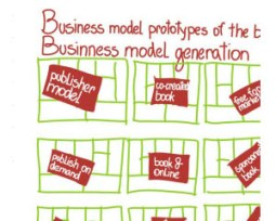 What can you as a blogger learn from from business model innovation?