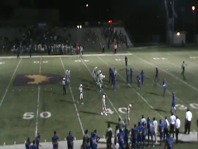 Spruce High School vs. Samuell - Carl Richardson III ...