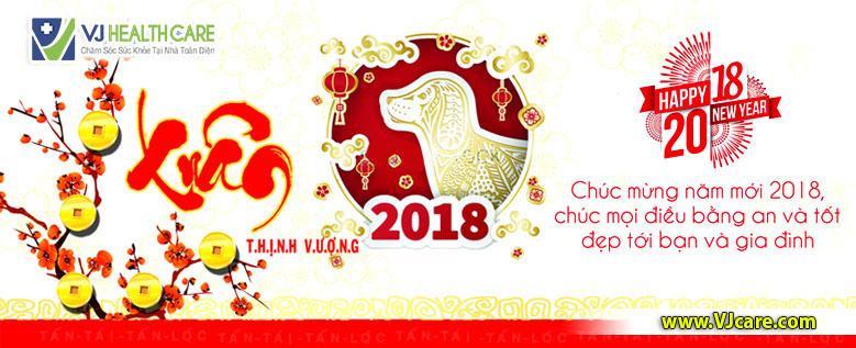 chuc mung Nam moi 2018 _ Chúc mừng năm mới banner _ ASIA Health