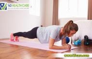 Tập thể dục sau sinh và những điều chị em cần lưu ý