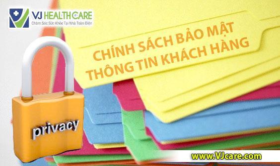 chính sách bảo mật thông tin khách hàng ASIA Health