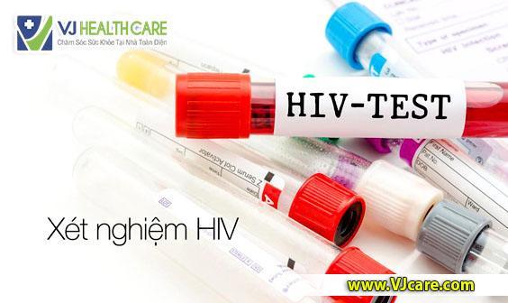 xét nghiệm HIV combi PT xet nghiem HIV ag ab ASIA Health