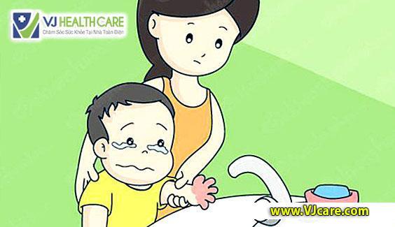 bỏng nước sôi ở trẻ em chữa bỏng nước sôi ở trẻ em ASIA Health