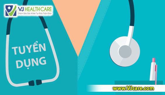 tuyển dụng điều dưỡng tuyển thư ký y khoa ASIA Health