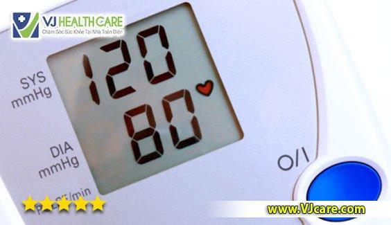 Chỉ số huyết áp bình thtường huyết áp bình thường