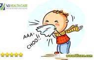 Phân biệt bệnh cảm lạnh và bệnh cúm
