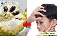 Cảnh báo: Gội đầu bằng nước hạt na, nguy cơ hỏng mắt
