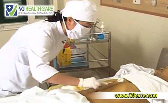 Kỹ thuật chăm sóc vết thương sạch của điều dưỡng [Video]  Chăm sóc sức khỏe tại nhà chuyên nghiệp 💖 VJ Health Care k    thu   t ch  m s  c v   t th    ng k    thu   t   i   u d     ng thay b  ng r   a v   t th    ng