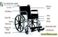 Hướng dẫn cách sử dụng xe lăn và đẩy xe lăn an toàn