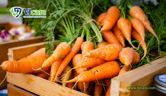 cong dung cua carot loi ich suc khoe cua carot vjcare