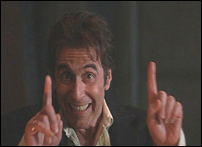 """Al Pacino in """"Devil's Advocate"""""""