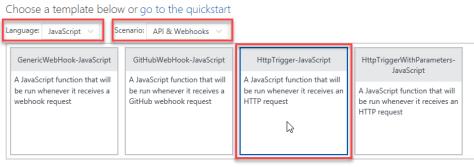 Invoking Azure Functions from AL - Vjeko com