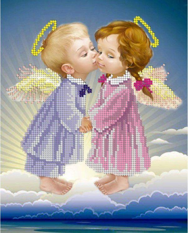 Красивые картинки с ангелочками (36 фото ...