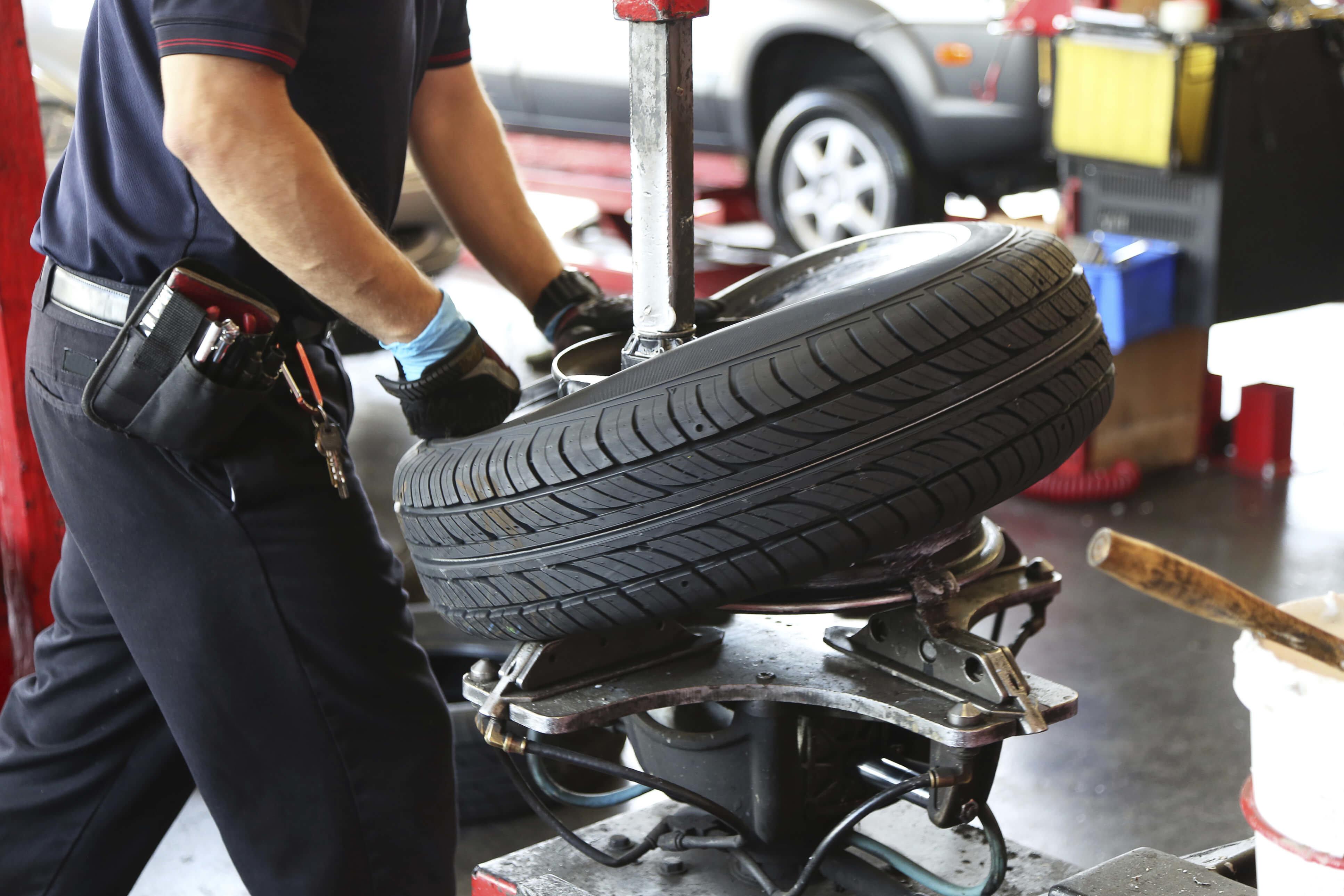 Vj Tires Auto Repair In Hollywood