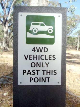 4WD only