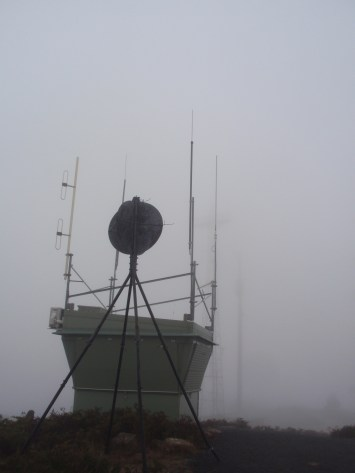 Mt Wombat Fire Tower