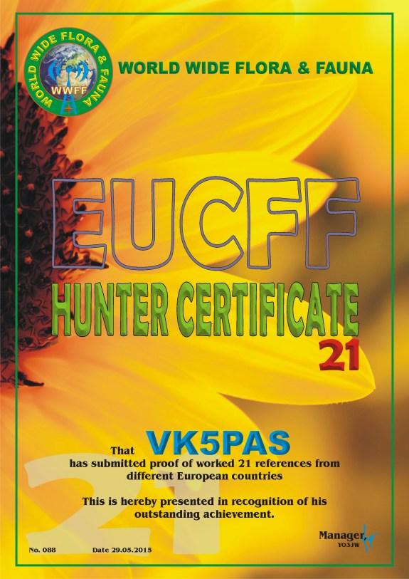 21 VK5PAS EUCFF H088 2015