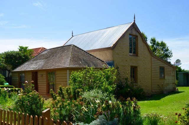 Motts cottage, c. 1840s