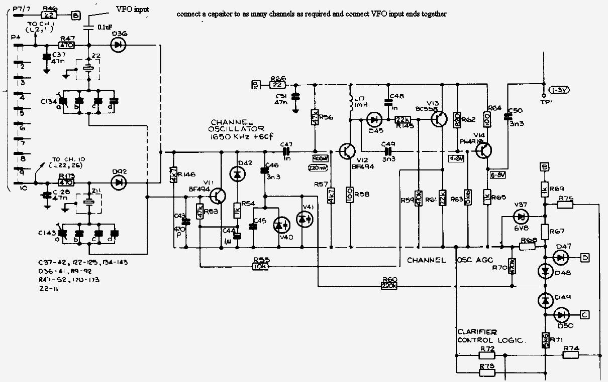 Arduino VFO – VK8BN