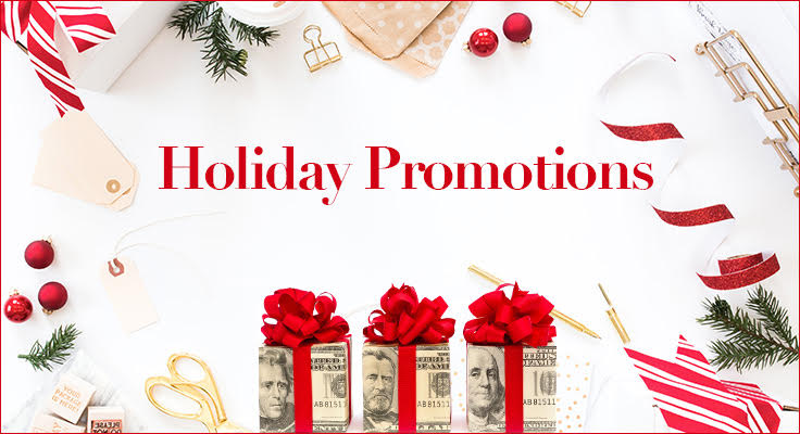 holiday promotions image