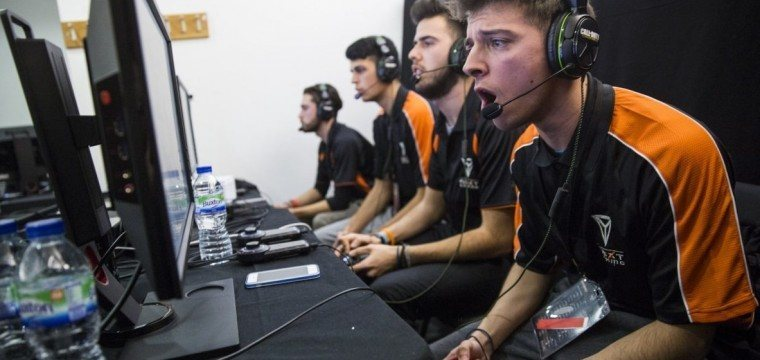 Top 5 Competitive Games Of 2015 High Ground Gaming