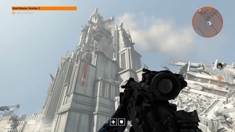 """Wolfenstein-Youngblood-Review-5 """"class ="""" wp-image-6584 """"srcset ="""" https://vkehe45v84w20n29n1m63wok-wpengine.netdna-ssl.com/wp-content/uploads/2019/08/Wolfenstein-Youngblood-Review- 5.jpeg 1000w, https://vkehe45v84w20n29n1m63wok-wpengine.netdna-ssl.com/wp-content/uploads/2019/08/Wolfenstein-Youngblood-Review-5-300x169.jpeg 300w, https: // vkehe45nrn netdna-ssl.com/wp-content/uploads/2019/08/Wolfenstein-Youngblood-Review-5-768x432.jpeg 768w, https://vkehe45v84w20n29m63wok-wpengine.netdna-ssl.com/wp-cont/20/20 /08/Wolfenstein-Youngblood-Review-5-610x343.jpeg 610w """"tailles ="""" (largeur maximale: 1000px) 100vw, 1000px"""
