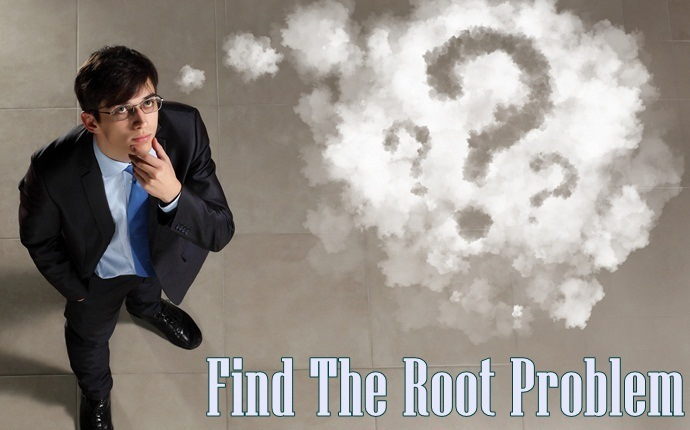 how to get rid of paranoia - find the root problem